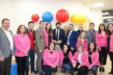D´Genes inaugura en Murcia el Centro Multidisciplinar de Atención Integral a Personas y Familias con Síndrome X Frágil y otras Enfermedades Raras 'Pilar Bernal'