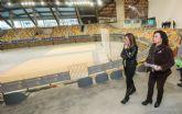 MC: 'Castejón premia con medio millón de euros a la constructora del Palacio de los Deportes a pesar de las numerosas deficiencias'