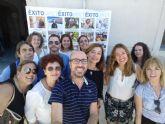El SEF abre la inscripción para los grupos de '100x100 Activación' en Archena, Mazarrón y San Pedro del Pinatar