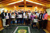 Presentado el cartel de la VI Ruta y Carrera de Montaña Benéfica Contra el Cáncer de Pliego