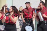 San Pedro del Pinatar comienza el Carnaval 2019 a ritmo de batucada y chirigota