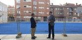 El colegio La Arboleda renueva sus pistas deportivas