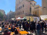Más de 10.000 personas disfrutan de ´La Huerta de los 1001 sabores: sabor a queso y miel´