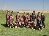 El club rugby Totana jugó sus encuentros ayer en Cartagena