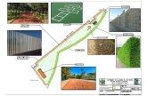 Inicio  de obras de zonas verdes con dotación de  espacios de actividad física y  juegos en los barrios de la Morra y la Asunción