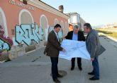El PSOE reclama al Ayuntamiento que agilice con Adif la cesión del antiguo trazado ferroviario de la Cordillera Sur para convertirlo en Corredor Verde