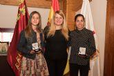 Mayte Vera y Miriam S�nchez reciben el reconocimiento municipal por sus logros deportivos
