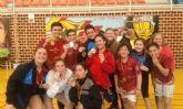El Badminton Cartagena UPCT triunfa en el torneo Regional