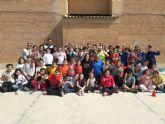 Jornada de atletismo en el colegio San Fulgencio de Pozo Estrecho con el Programa ADE