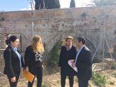 Cultura invertirá este año más de 100.000 euros en la conservación del patrimonio de Alcantarilla