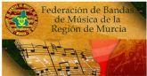 El VI Certamen Regional de Bandas de Música Ciudad de Molina de Segura se celebra el sábado 25 de marzo