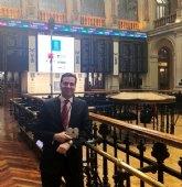 El director Financiero de Grupo Fuertes, Pablo Lorente, entre los 25 directivos m�s innovadores de España