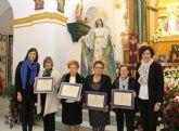 Puerto Lumbreras celebró una Serenata en honor a la Santísima Virgen de los Dolores