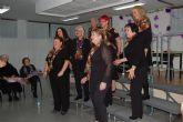 Acto homenaje a mujeres de San Cayetano