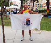 El velocista torreño Ángel Salinas participará en el Mundial de veteranos
