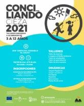 La Concejalía de Educación oferta los talleres de Semana Santa 'Conciliando Cieza 2021'