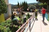 El alcalde asiste al acto del Día del Árbol organizado por la Concejalía de Medio Ambiente