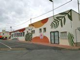 Art-Até 2021- Pintura Mural en Torre Pacheco que absorbe la contaminación