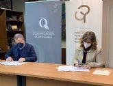 APIRM - Asociación de Promotores Inmobiliarios recibe el Sello de Comunicación Responsable del Colegio de Periodistas de Murcia