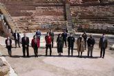 La Comunidad refuerza la proyección de su imagen turística en la fase final de la Copa de Espana de Fútbol Sala
