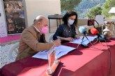 Lucas pide a Cristina Sánchez apoyo de la Comunidad ante la concurrencia de Cieza a las ayudas del Ministerio de Turismo