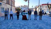 Finalizados los trabajos de pavimentación y acondicionamiento de Plaza situada junto a la Avenida de La Constitución de Los Narejos