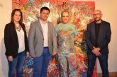 La pintura de Daniel Marín inauguró anoche Imagina 2016