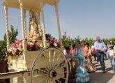 Puerto Lumbreras celebra una Romería en Honor a la Virgen del Rocío