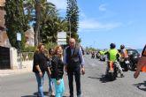 Más de 5.500 motos llegan a San Pedro del Pinatar en la Ruta Mototurística ¡Por la Vida!