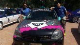 Primer campeonato de Rally Sprint de Archena