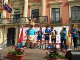 El Club Atletismo Totana sube al podium en Murcia