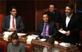 Ciudadanos preguntará a López Miras por las razones que justifican los cambios en el Consejo de Gobierno