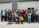 Alumnos del IES 'Prado Mayor' participan en una Jornada de Emprendimiento en el Centro de Desarrollo Local y el Vivero de Empresas