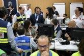 La Comunidad pone a punto sus planes de emergencia con el mayor simulacro organizado hasta la fecha en España