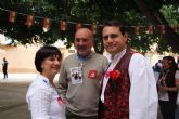 Más de 200 personas celebran el ´Bando republicano´ con Cambiar la Región de Murcia, el PCRM-PCE y la UJCE-RM