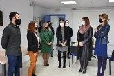 Alcaldesa y Consejera inauguran un punto de Atención Psicológica para Menores expuestos a la violencia de género (SAPMEX) en Archena