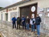 La Comunidad instalará en el albergue del Coto Real, en Cehegín, dos depósitos que mejorarán la cobertura contra incendios
