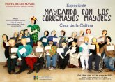 Los Corremayos Mayores homenajean a las pioneras de la elaboraci�n de mayos