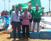 El 'Club Petanca La Salceda' torreño, subcampeón en el Nacional de tripletas femenino