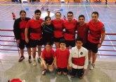 El Club Bádminton Ciudad de Totana participó en el Ttr Circuito Andaluz, en Alhaurín de la Torre
