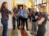 Representantes de una treintena de universidades europeas visitan la UCAM