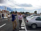 El nuevo parking del entorno de La Arrixaca abre con 346 plazas de uso público y videovigilancia