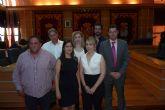 La Alcaldesa de Molina de Segura preside el acto de toma de posesión de los seis nuevos alcaldes pedáneos del municipio