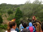 Medio Ambiente celebra mañana actividades en Sierra Espuña y Calblanque con motivo del D�a Europeo de los Parques