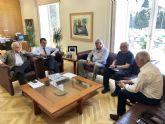 El Ayuntamiento de Murcia expresa su apoyo a los trabajadores del Servicio de Cercan�as de Renfe