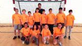Se pone fin a la Fase Local de Balonmano Alevín de Deporte Escolar