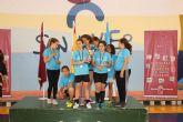 El Colegio La Cruz se proclamó campeón regional de Fútbol Sala Alevín Femenino de Deporte Escolar
