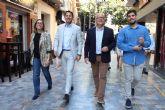 Cs Cartagena promete acabar con los dedazos y el clientelismo en los contratos y en las subvenciones municipales