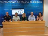 El Ayuntamiento de Molina de Segura presenta un estudio sobre el funcionamiento de la Policía Local y la implantación de la Policía de Barrio en la localidad