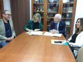 El Ayuntamiento de Molina de Segura firma un convenio de colaboración con Proyecto Hombre para un proyecto de atención a personas con problemas de adicción